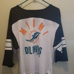 Women's Miami dolphins